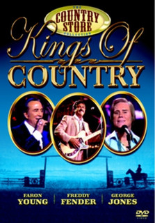 Kings of Country (Normal) [DVD]