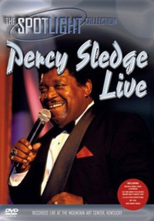 Percy Sledge: Live (Normal) [DVD]