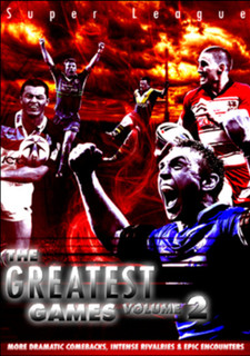 Super League: The Greatest Games - Volume 2 (Normal) [DVD]