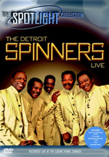 The Detroit Spinners: Live (Normal) [DVD]