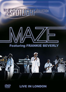 Maze: Live - Featuring Frankie Beverly (Normal) [DVD]