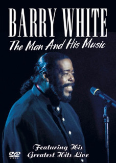 Barry White: The Man and His Music (Normal) [DVD]