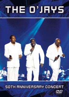 The O'Jays: 50th Anniversary Concert (Normal) [DVD]