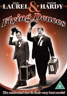 Laurel and Hardy: The Flying Deuces (Normal) [DVD]