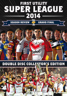 Super League: 2014: Season Review and Grand Final (Normal) [DVD]