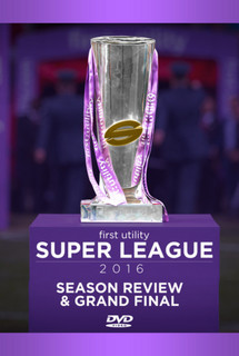 Super League: 2016: Season Review and Grand Final (Normal) [DVD]