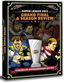 Super League: 2013 - Season Review and Grand Final (Normal) [DVD]