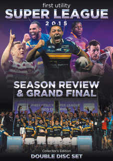 Super League: 2015: Season Review and Grand Final (Collector's Edition) [DVD]
