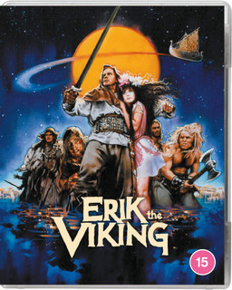 Erik the Viking (1989) (with DVD - Double Play (Special Edition)) [Blu-ray] [Blu-ray / with DVD - Double Play (Special Edition)]