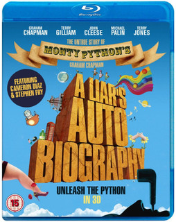 A Liar's Autobiography: The Untrue Story of Monty Python's... (Normal) [Blu-ray]