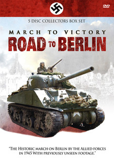 March to Victory: Road to Berlin (Normal) [DVD]
