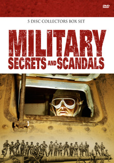 Military Secrets and Scandals (Normal) [DVD]