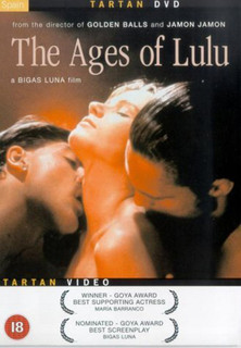 The Ages of Lulu (1998) (Normal) [DVD] [DVD / Normal]