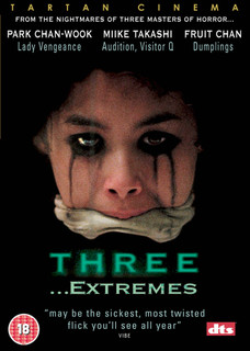 Three Extremes (2004) (Normal) [DVD] [DVD / Normal]