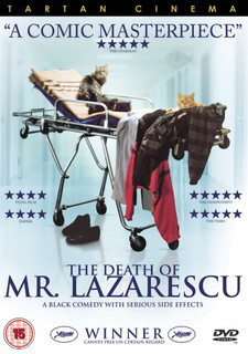 The Death of Mr Lazarescu (2005) (Normal) [DVD] [DVD / Normal]