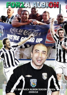 West Bromwich Albion: Season Review 2009/2010 - Forza Albion (Normal) [DVD]
