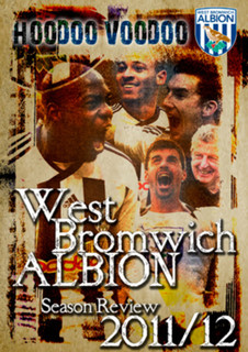 West Bromwich Albion: Season Review 2011/2012 (Normal) [DVD]
