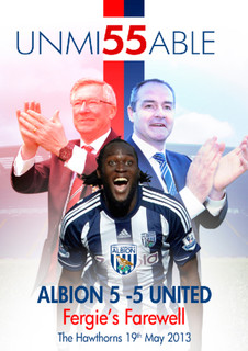 Unmi55able - Albion 5 United 5 (Normal) [DVD]