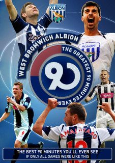 West Bromwich Albion: The Greatest 90 Minutes Ever (Normal) [DVD]