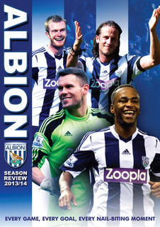 West Bromwich Albion: Season Review 2013/2014 (Normal) [DVD]
