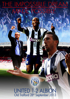 West Bromwich Albion: The Impossible Dream Made Possible... (Normal) [DVD]