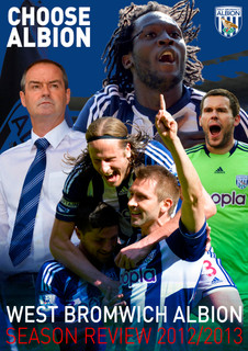 West Bromwich Albion: Season Review 2012/2013 (Normal) [DVD]