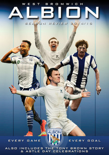 West Bromwich Albion: Season Review 2014/2015 (Normal) [DVD]
