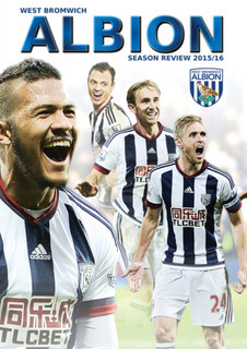 West Bromwich Albion: Season Review 2015/2016 (Normal) [DVD]