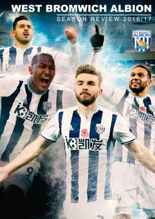 West Bromwich Albion: Season Review 2016/2017 (Normal) [DVD]