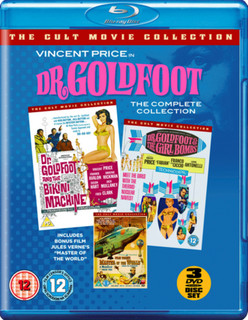 The Dr. Goldfoot Collection (1966) (Normal) [Blu-ray] [Blu-ray / Normal]