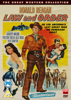 Law and Order (1953) (Normal) [DVD]