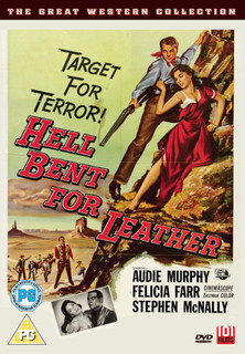 Hell Bent for Leather (1960) (Normal) [DVD] [DVD / Normal]