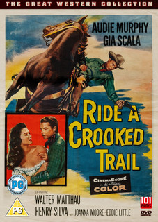 Ride a Crooked Trail (1958) (Normal) [DVD] [DVD / Normal]