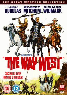 The Way West (1967) (Normal) [DVD]