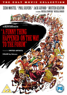 A Funny Thing Happened On the Way to the Forum (1966) (Normal) [DVD]