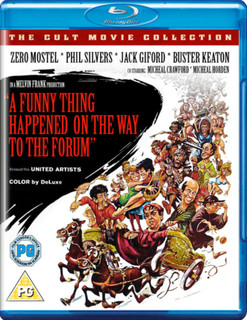A Funny Thing Happened On the Way to the Forum (1966) (Normal) [Blu-ray] [Blu-ray / Normal]
