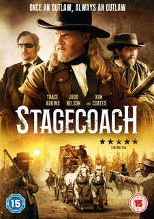 Stagecoach - The Texas Jack Story (2016) (Normal) [DVD]