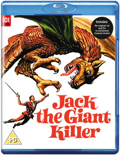 Jack the Giant Killer (1962) (Normal) [Blu-ray] [Blu-ray / Normal]