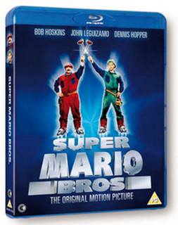 Super Mario Bros: The Motion Picture (1993) (Normal) [Blu-ray] [Blu-ray / Normal]