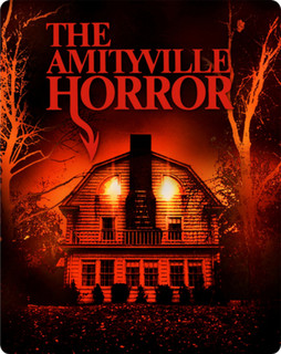 The Amityville Horror (Limited Edition Steelbook) [Blu-ray]
