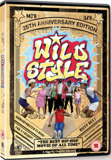 Wild Style (Normal) [DVD]