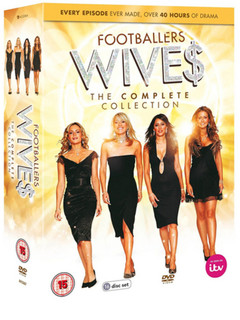 Footballers' Wives: Complete Collection (2006) (Box Set) [DVD] [DVD / Box Set]