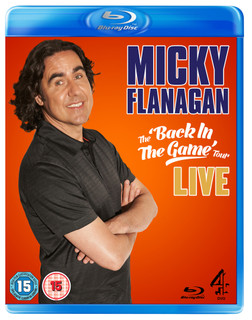 Micky Flanagan: Back in the Game - Live (2013) (Normal) [Blu-ray]