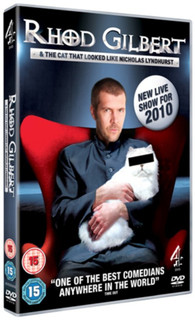 Rhod Gilbert and the Cat That Looked Like Nicholas Lyndhurst (2010) (Normal) [DVD]