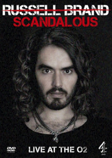 Russell Brand: Scandalous - Live at the O2 (2009) (Normal) [DVD] [DVD / Normal]
