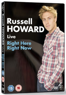 Russell Howard: Right Here Right Now (2011) (Normal) [DVD]