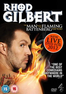 Rhod Gilbert: The Man With the Flaming Battenberg Tattoo (2012) (Normal) [DVD] [DVD / Normal]