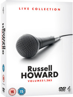 Russell Howard: Live Collection - Volumes 1, 2 and 3 (2011) (Normal) [DVD] [DVD / Normal]
