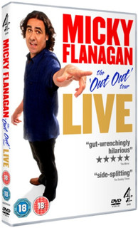 Micky Flanagan: The Out Out Tour - Live (2011) (Normal) [DVD]