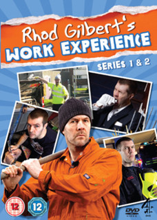Rhod Gilbert's Work Experience: Series 1 and 2 (2011) (Normal) [DVD] [DVD / Normal]